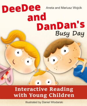 DeeDee and DanDan's busy day